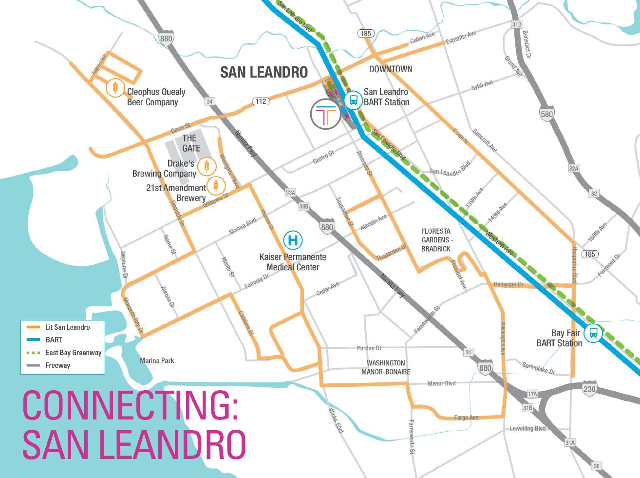 San Leandro SLTC